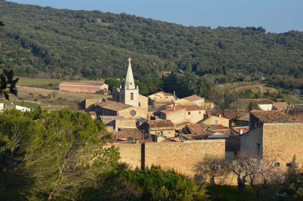 Village de Faugères